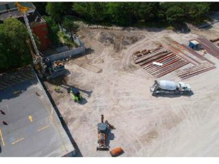 Kingdom starts construction on KSquare.
